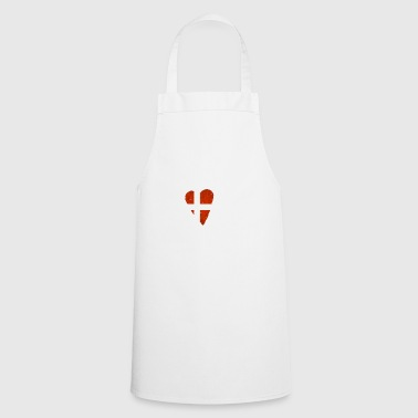 HOME DENMARK HEIMAT DENMARK DANISH - Cooking Apron