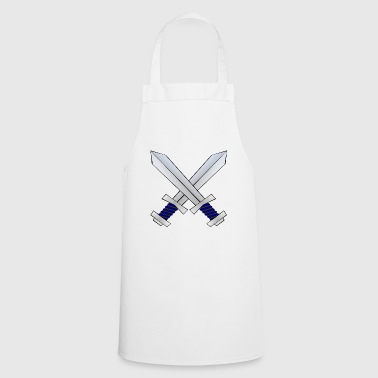 Knight Knight Sword Swords Armor196 - Cooking Apron