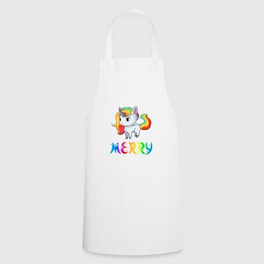 Unicorn Merry - Cooking Apron