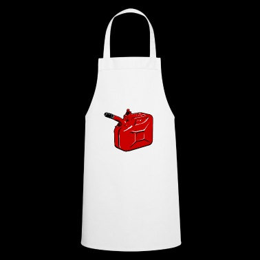 Gas Can - Cooking Apron