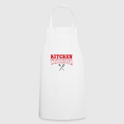 KITCHEN WARRIOR - For all warriors in the kitchen! - Cooking Apron