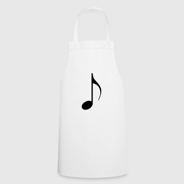 Music Note 2 - Cooking Apron