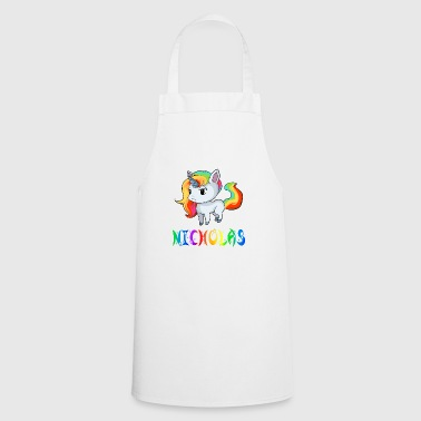 Unicorn Nicholas - Cooking Apron