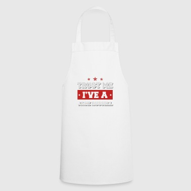 Trust me I'm a Jack Russell - Cooking Apron