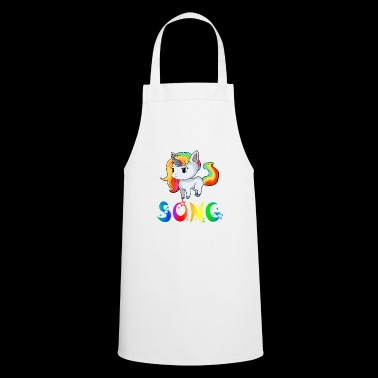 Unicorn song - Cooking Apron