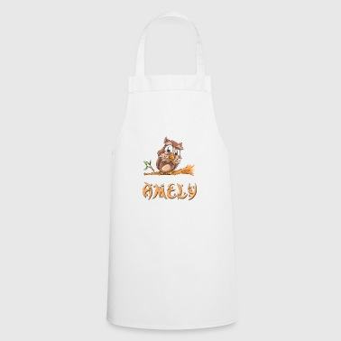Owl Amely - Cooking Apron