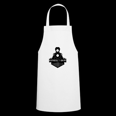 EXPRESS TRAIN T SHIRT - Cooking Apron