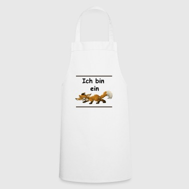 For those who are particularly smart. - Cooking Apron