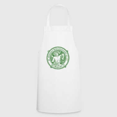 Guard logo 2018 green - Cooking Apron