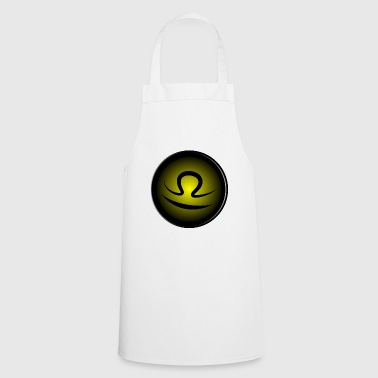 Libra zodiac sign - Cooking Apron