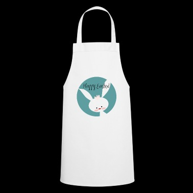 Happy Easter Happy Easter Easter Bunny Egg Gift - Cooking Apron