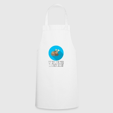 Winnaar van de winnaar Chicken Dinner PUBG Gaming shirt - Keukenschort