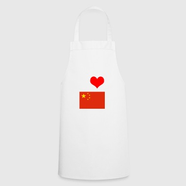 I love China Design as a gift idea for friends - Cooking Apron