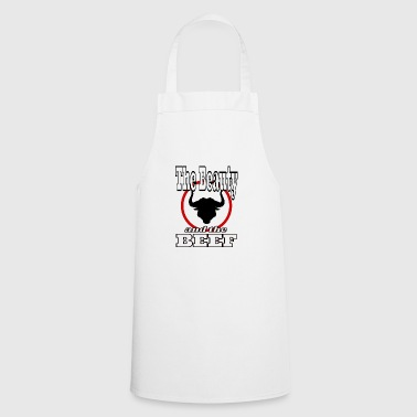 The Beauty and the Beef - Cooking Apron