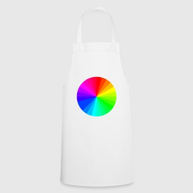 color Wheel - Cooking Apron