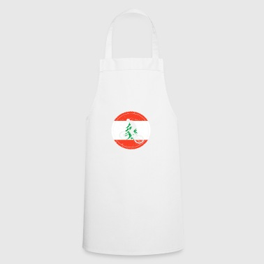 Bike bmx love biking Lebanon - Cooking Apron
