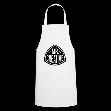 MR CREATIVO - Delantal de cocina