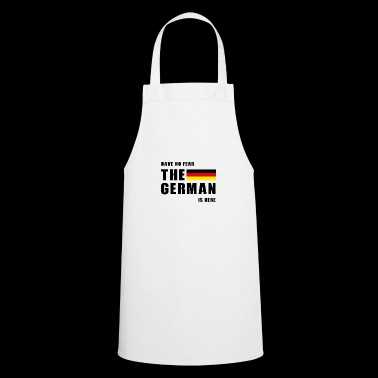 The German - Cooking Apron