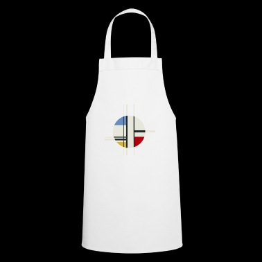 circular, rectangular, geometry - Cooking Apron