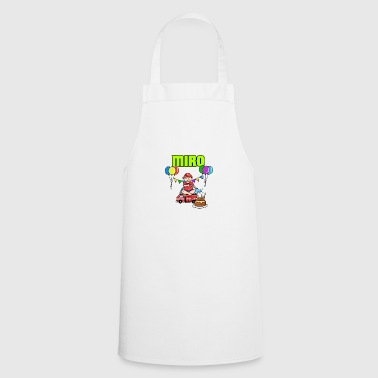 Fire Department Miro Gift - Cooking Apron