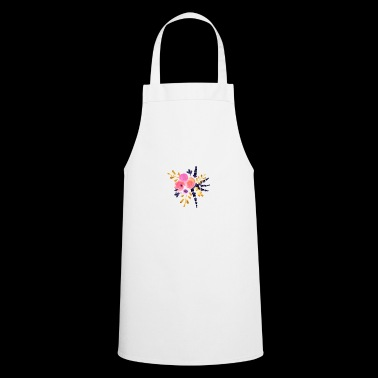 Brilliant floral - Cooking Apron