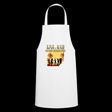 Celebrate outdoors - Cooking Apron