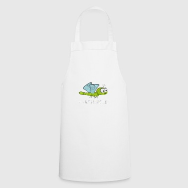 Sassenach Dragonfly Lover Gift Idea Kids - Cooking Apron
