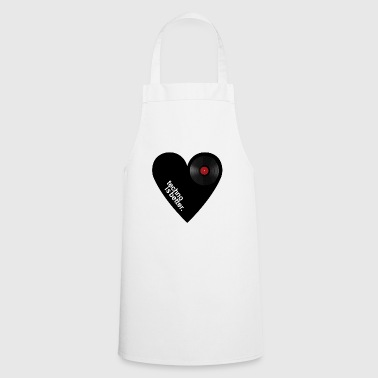 Techno Heart - Cooking Apron