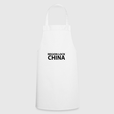 Region lock china - Cooking Apron