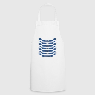 Cheers Salud Cheers - Cooking Apron