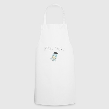 Needs Salt hobby chef gaming joke gift idea - Cooking Apron