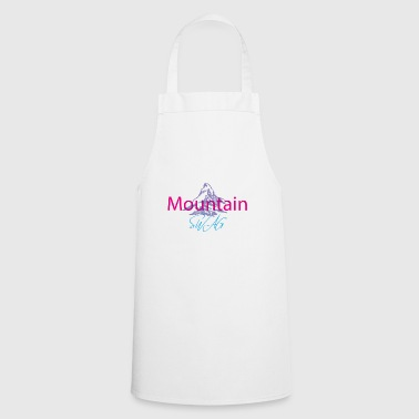 Mountain SWAG - Cooking Apron