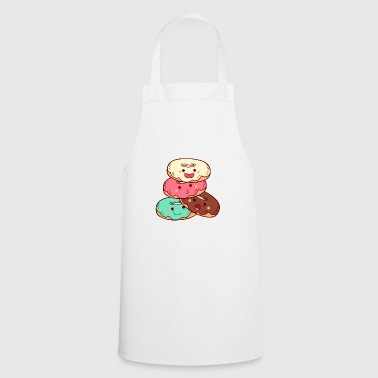 sweet donuts - Cooking Apron