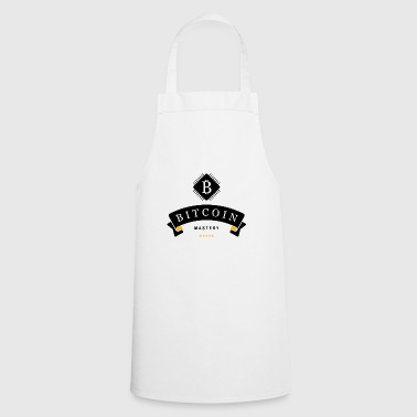Bitcoin Mastery - Cooking Apron