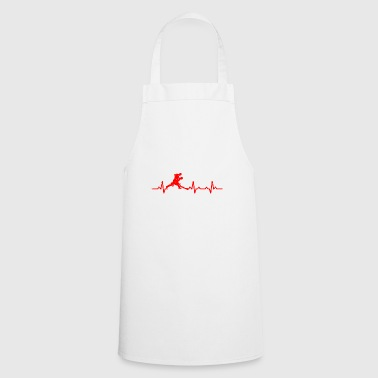 Heartbeats Love Dance T-shirt - Tablier de cuisine