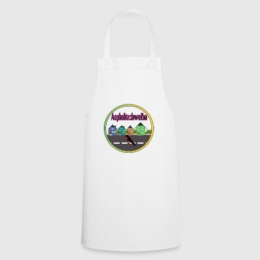 Asphaltschwoibn, the Bavarian curb swallow - Cooking Apron