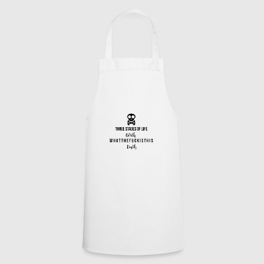 Three stages of life - Cooking Apron
