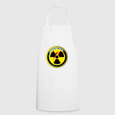 Attention, une conception radioactive - Tablier de cuisine