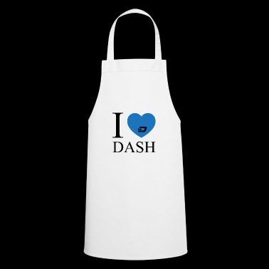 dash black blue - Cooking Apron