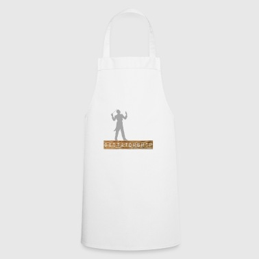Choir Singing is a Dictatorship Music T-Shirt - Cooking Apron