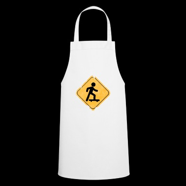 Skateboard. - Cooking Apron