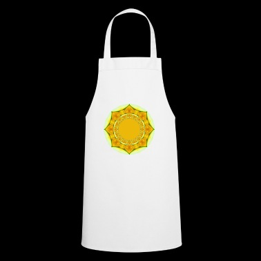 Circular pattern # 3 - Cooking Apron