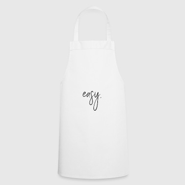 Easy, - Cooking Apron