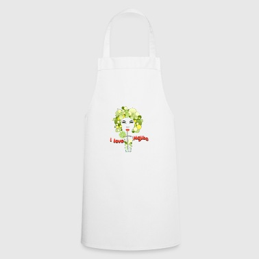 red mojto - Cooking Apron