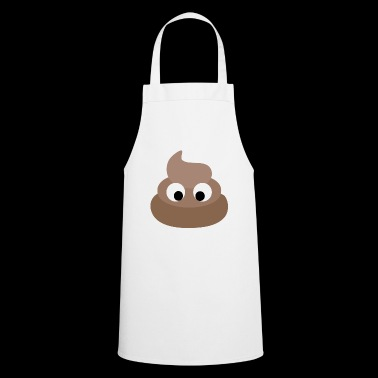 Funny shit heap poop - Cooking Apron