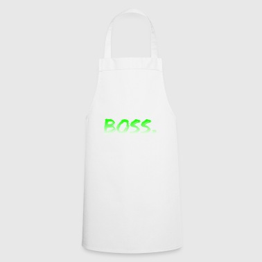 Boss T-Shirt - Cooking Apron