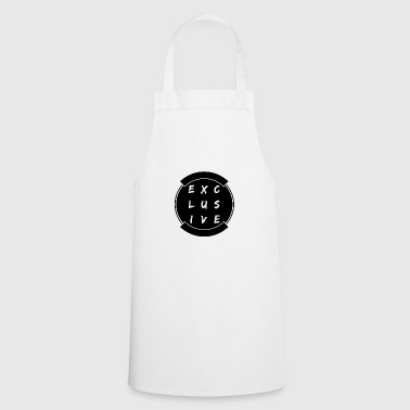 Exclusive shirt - Cooking Apron