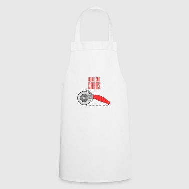 Carbs get rid of - pizza - Cooking Apron