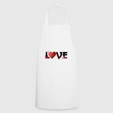 Love x Love - Cooking Apron