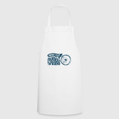 Cutting away carbohydrates - pizza - Cooking Apron